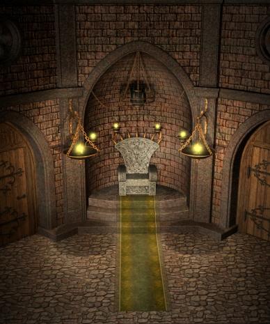 dungeon shutterstock_36556417